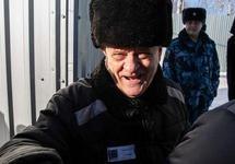 Квачков освобожден из мордовской ИК-5