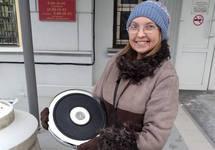 Красноярск: для активистки Подоляк запросили штраф по делу о нападении на полицейского