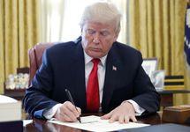 Трамп отменил часть санкций против КНДР
