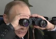 Путин: За прошлый год были разоблачены 594 шпиона