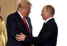 Конгресс запросил документы о переговорах Трампа и Путина