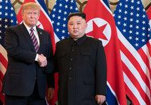 Вторая встреча Трампа и Ким Чен Ына закончилась без заявления для публики