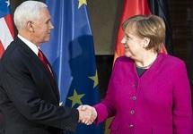 СМИ: Меркель отвергла предложение США послать корабли в Керченский пролив
