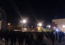 В Якутске прошел несогласованный антимигрантский митинг