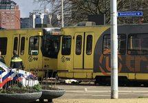 Обстрел трамвая в Утрехте: предположительно один убитый