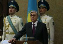 Новый президент Казахстана Токаев принес присягу