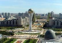 Столица Казахстана Астана переименована в Нурсултан