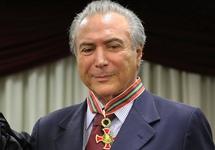 Экс-президент Бразилии Темер задержан по делу о коррупции