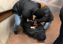 СБУ: Предотвращен взрыв в харьковском метро