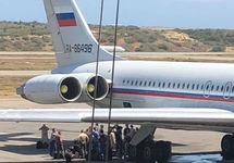 СМИ: В Венесуэлу переброшено 99 российских солдат