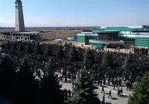 Магас: на митинге потребовали отставки Евкурова