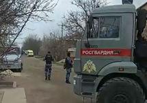ФСБ проводит обыски у десятков крымских татар