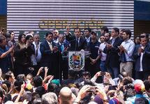 Гуайдо назначил на 6 апреля новый этап революции в Венесуэле