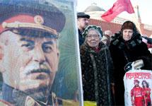 Левада-центр: Уровень одобрения Сталина достиг 70 процентов