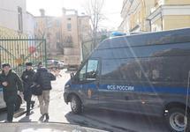 Взрыв в петербургской Военно-космической академии: четверо пострадавших