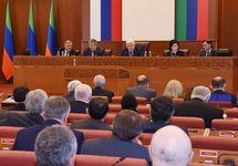 Дагестан: с сайта парламента удалена публикация о новой границе с Чечней