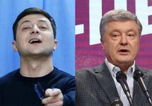 Штабы Порошенко и Зеленского договорились об аренде стадиона для дебатов