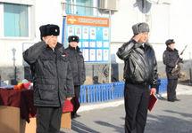В Туве пойманы шестеро из 9 сбежавших арестантов