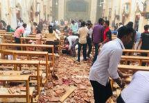 Шри-Ланка: число жертв терактов увеличилось до 310