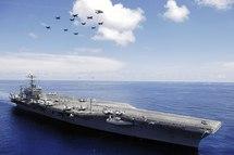 Посол Хантсман: Наши авианосцы в Средиземном море — сигнал для России