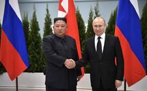 Путин и Ким Чен Ын встретились во Владивостоке