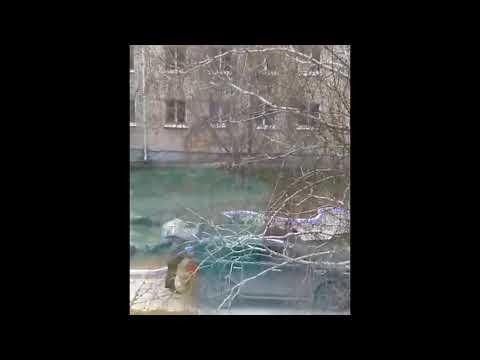 В Камышлове Свердловской области депутат Госдумы Ионин стрелял из автомата на улице