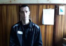 Украинский политзек Шумков отправлен в ПКТ на полгода