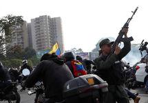 Мадуро заявил о «провале переворота», Гуайдо призывает к новым протестам