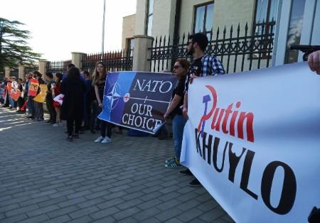 Тбилиси без Путина