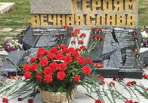 Под Севастополем неизвестные осквернили памятник крымским татарам — участникам войны