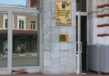 В здание правительства Саратовской области бросили коктейль Молотова