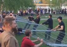 Екатеринбург: участников протеста арестовывают по статье о мелком хулиганстве