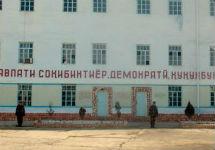 Бунт в таджикской колонии: убиты 29 зэков и 3 надзирателя
