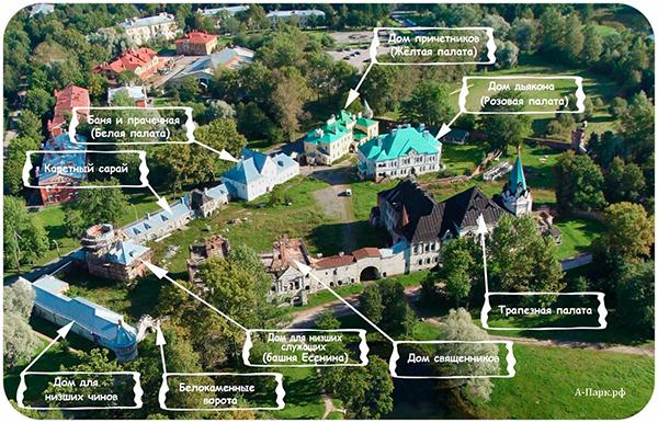 The Bell: Для патриарха Кирилла строят резиденцию в Пушкине