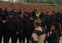 Шиес: протестующие против свалки вновь избиты