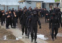 Шиес: экоактивисты подрались с охранниками стройки