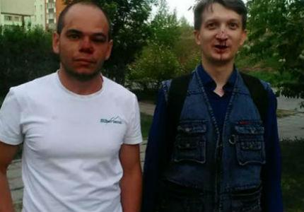 В Иркутске избиты активисты местного штаба Навального