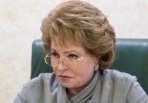Матвиенко: Нарушения в деле Голунова вызывают недоверие к силовикам