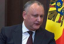 КС Молдавии сместил президента Додона, депутаты заявили об узурпации власти