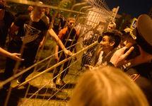 Екатеринбург: участника протестов  в сквере обвинили в оскорблении сотрудника МВД