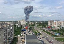 Взрыв на оружейном заводе в Дзержинске: 27 пострадавших
