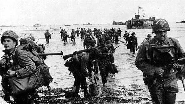 Спасибо D-Day за победу