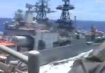 Россия и США обменялись обвинениями в связи с инцидентом в Восточно-Китайском море