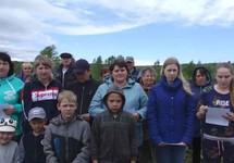 Группа жителей Кузбасса просит помощи у премьер-министра Канады