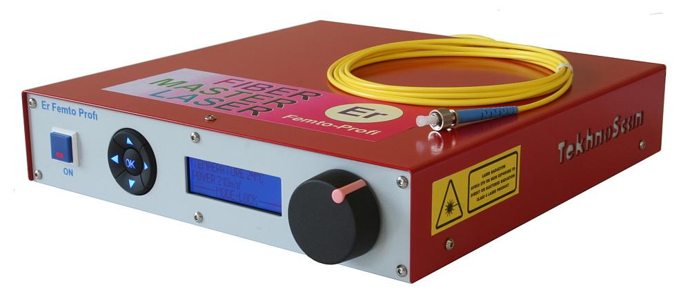 Механизм работы  волоконно-оптического лазера