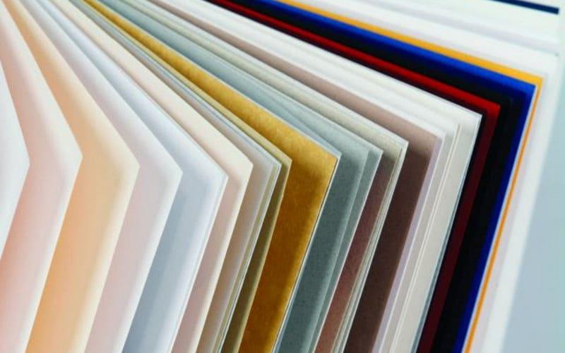 Виды бумаги и техника их производства
