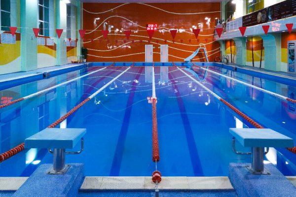 «ОЛИМПИЯSPORT» в Иваново − отличный комплекс с пятидесятиметровым бассейном