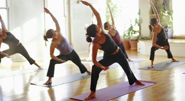 Фитнес центр «Олимпия Лайф» занятия для всей семьи